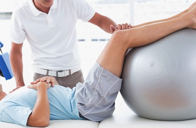 getting a physiotherapist
