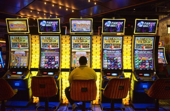 How People Used To Cheat Slot Machines