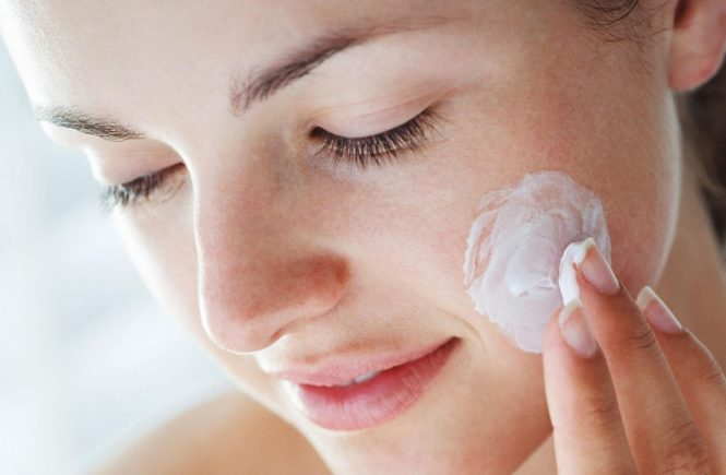 Moisturizing Your Face