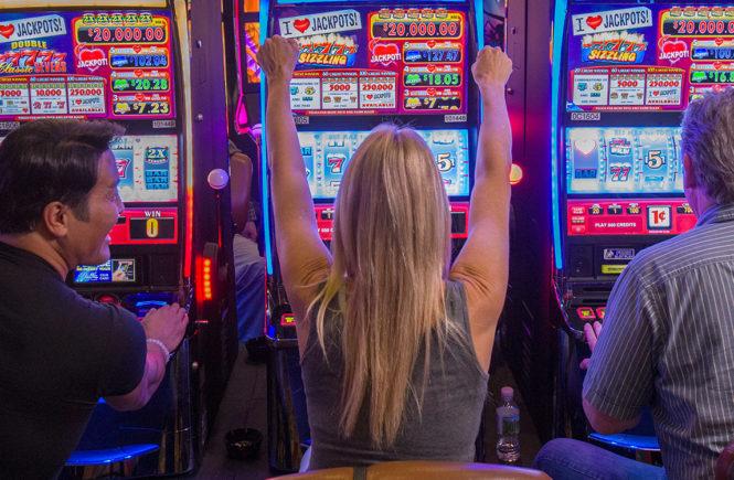 gambling on slots responsibly