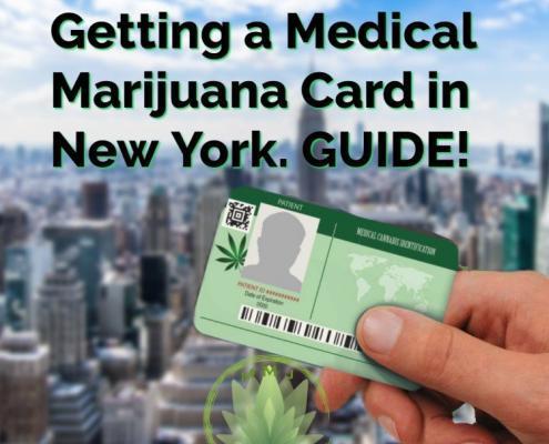 New York MMJ Card