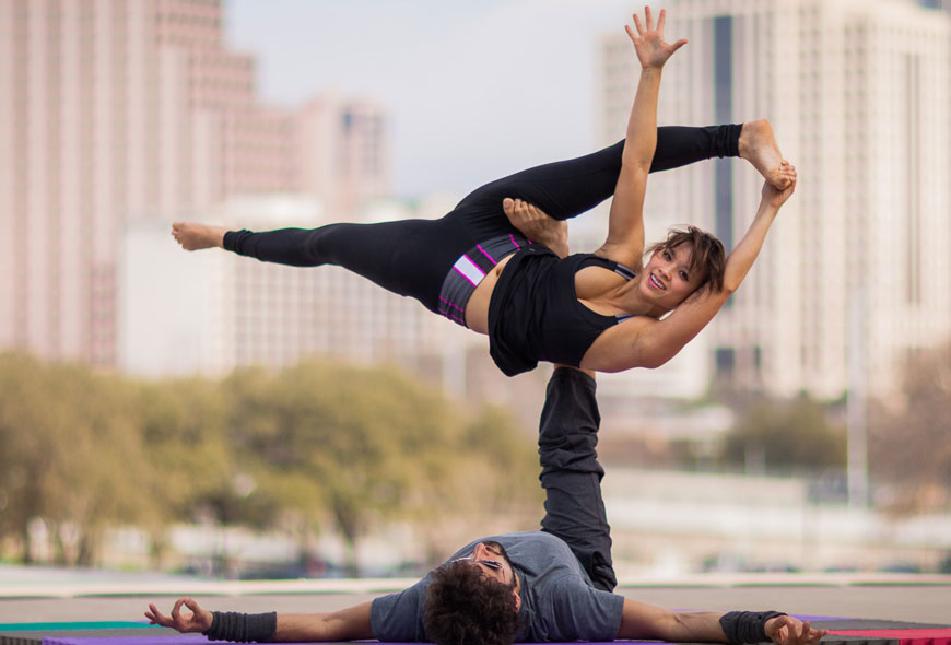 yoga poses with names