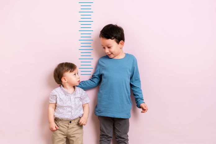 height and weight chart for kids