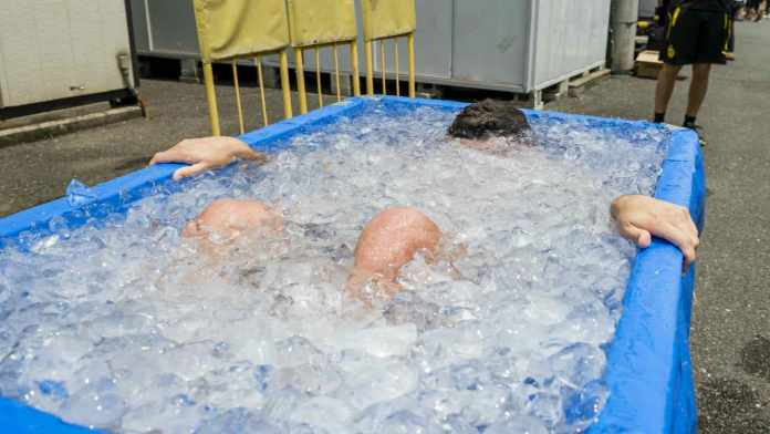 BENEFITS OF AN ICE BATH